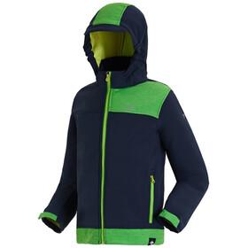 Regatta Astrox Giacca Bambino verde/blu
